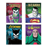 DC Super Villains Origins