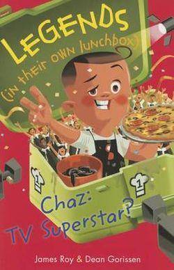Chaz, TV Superstar?