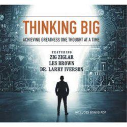 Thinking Big Lib/E