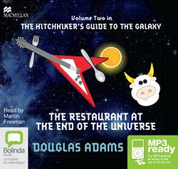 The Restaurant At The End Of The Universe (MP3)