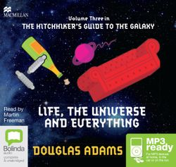 Life, The Universe, And Everything (MP3)