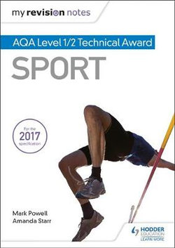 My Revision Note: AQA Level 1/2 Technical Award in Sport