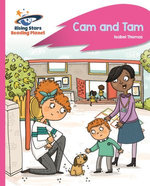 Reading Planet - Cam and Tam - Pink A: Rocket Phonics