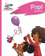 Reading Planet - Pop! - Pink B: Rocket Phonics