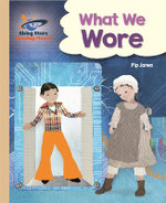 Reading Planet - What We Wore - Gold: Galaxy