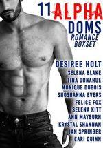 11 Alpha Doms: Romance Box Set