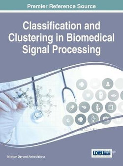 Classification and Clustering in Biomedical Signal Processing