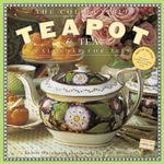 The Collectible Teapot & Tea Wall Calendar 2019