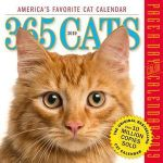 365 Cats Page-A-Day Desk Calendar 2019