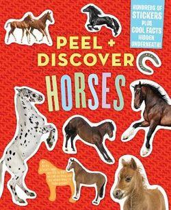 Peel & Discover: Horses