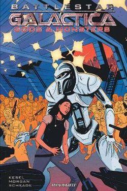 Battlestar Galactica: Gods and Monsters