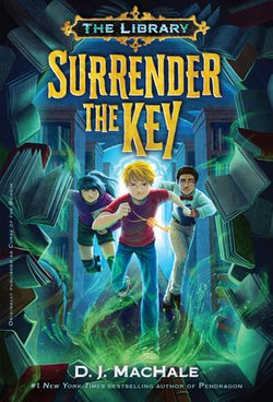Surrender the Key (The Library Book 1)