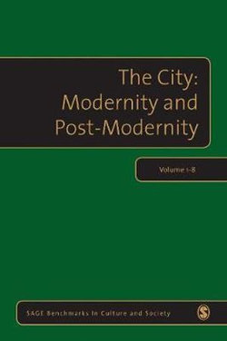 The City: Modernity and Post-Modernity, 8v