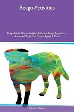 Beago Activities Beago Tricks, Games & Agility Includes