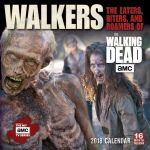 Walkers: the Eaters, Biters, and Roamers of the Walking Dead Amc 2018 Wall Calendar