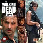 The Walking Dead Amc 2018 Wall Calendar