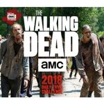 The Walking Dead Amc Daily Trivia Challenge 2018 Day-to-Day Calendar