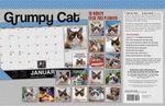 Grumpy Cat 2018 Desk Pad Planner