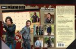 AMC The Walking Dead 18-Month 2019 Desk Pad Planner