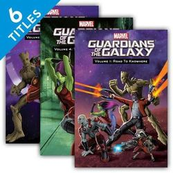 Guardians of the Galaxy Set 2