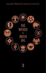 The Wicked + the Divine Deluxe Edition Year Three
