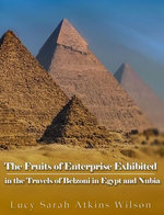 The Fruits of Enterprise Exhibited in the Travels of Belzoni in Egypt and Nubia