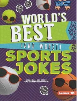 World's Best (and Worst) Sports Jokes