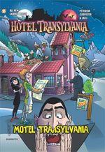 Hotel Transylvania Graphic Novel Vol. 3: Motel Transylvania