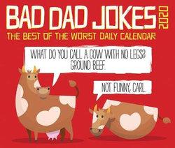 Bad Dad Jokes 2020 Box Calendar