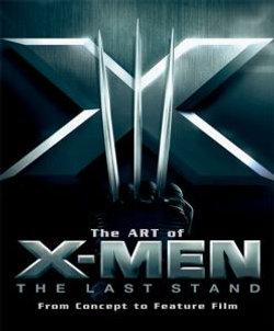 Art of X-Men the Last Stand