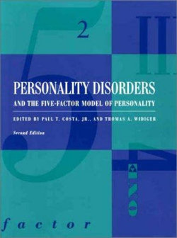 Personality Disorders and the Five-Factor Model of Personality 2ed