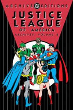 Justice League of America Archives: Vol 08