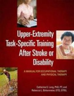 Upper-Extremity Task-Specific Training After Stroke or Disability