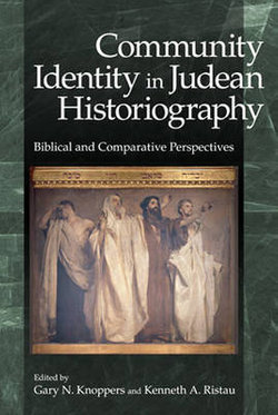 Community Identity in Judean Historiography