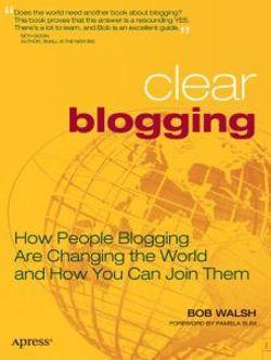 Clear Blogging
