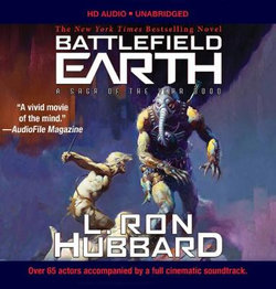 Battlefield Earth Audiobook (Unabridged)
