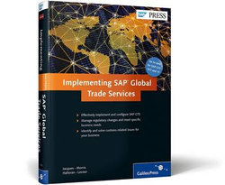 Implementing SAP Global Trade Services