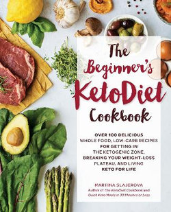 The Beginner's KetoDiet Cookbook | Stay at Home Mum