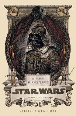 William Shakespeare's Star Wars cover image