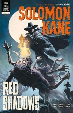 Solomon Kane Volume 3: Red Shadows
