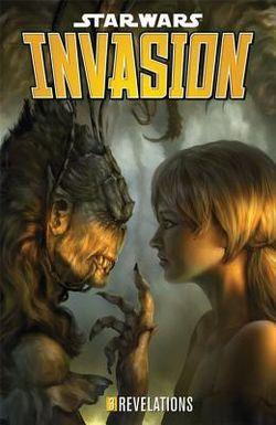 Star Wars: Invasion: Revelations Volume 3