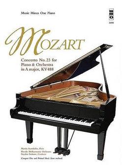 Concerto No. 23 in a Major for Piano and Orchestra Kv488