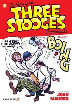 The Best of the Three Stooges Comicbooks #1: v. 1