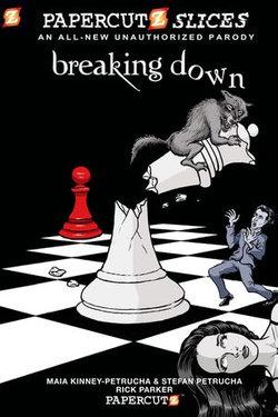 Papercutz Slices #2: Breaking Down