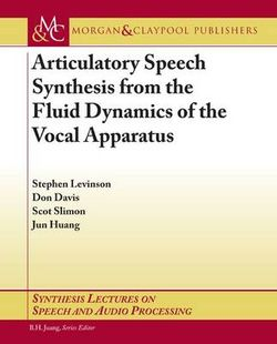 Articulatory Speech Synthesis from the Fluid Dynamics of the Vocal Apparatus