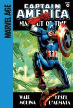 Captain America: Man out of Time 4