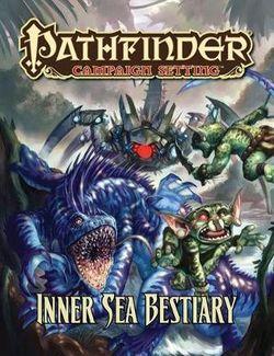 Pathfinder Campaign Setting: Inner Sea Bestiary