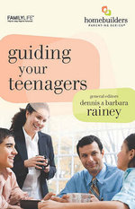 Guiding Your Teenagers
