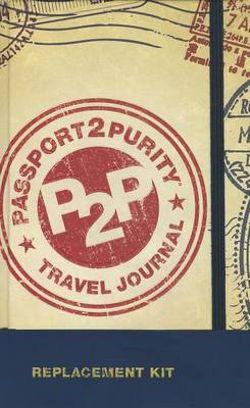Passport2purity Travel Journal Replacement Kit