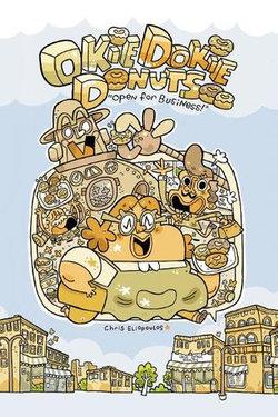 Okie Dokie Donuts (Book 1)